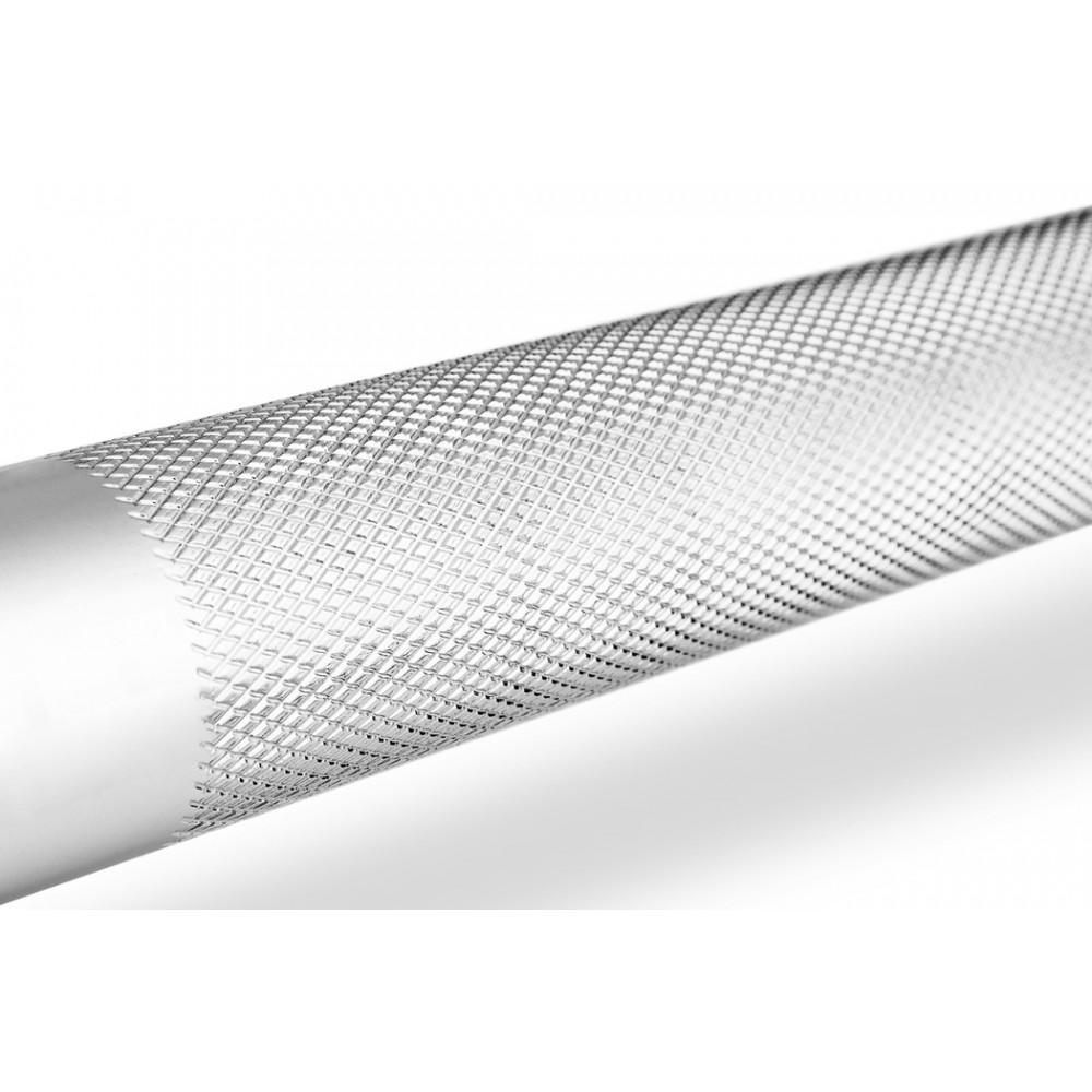 Гриф для штанги Hop-Sport 180 см х 25 мм