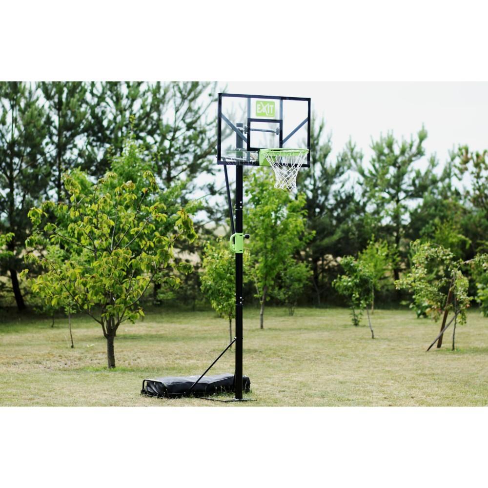 Мобільна баскетбольна стійка Exit Polestar