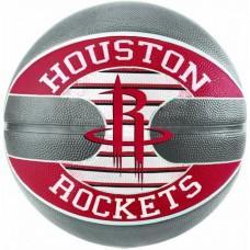 Баскетбольний м'яч Spalding NBA Team Houston Rockets Розмір 7
