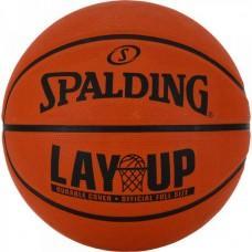 Баскетбольний м'яч Spalding NBA Black Розмір 7