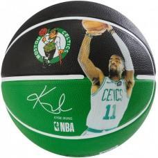 Баскетбольний м'яч Spalding NBA Player Ball Kyrie Irving Розмір 7