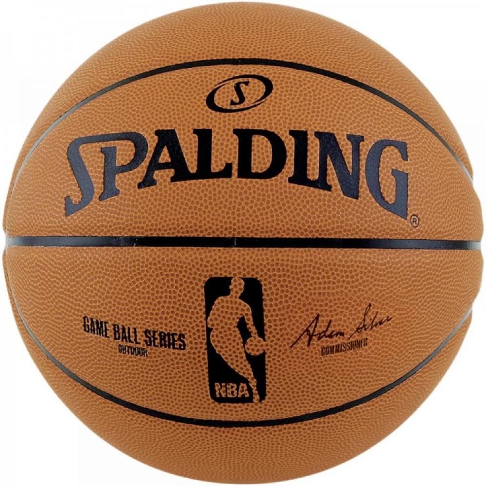 Баскетбольний м'яч Spalding NBA Game Ball Replica Розмір 7