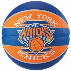 Баскетбольний м'яч Spalding NBA Team NY Knicks Розмір 7