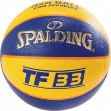 Баскетбольний м'яч Spalding TF-33 Outdoor FIBA Розмір 6
