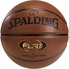 Баскетбольний м'яч Spalding NBA Neverflat Indoor/Outdoor Розмір 7