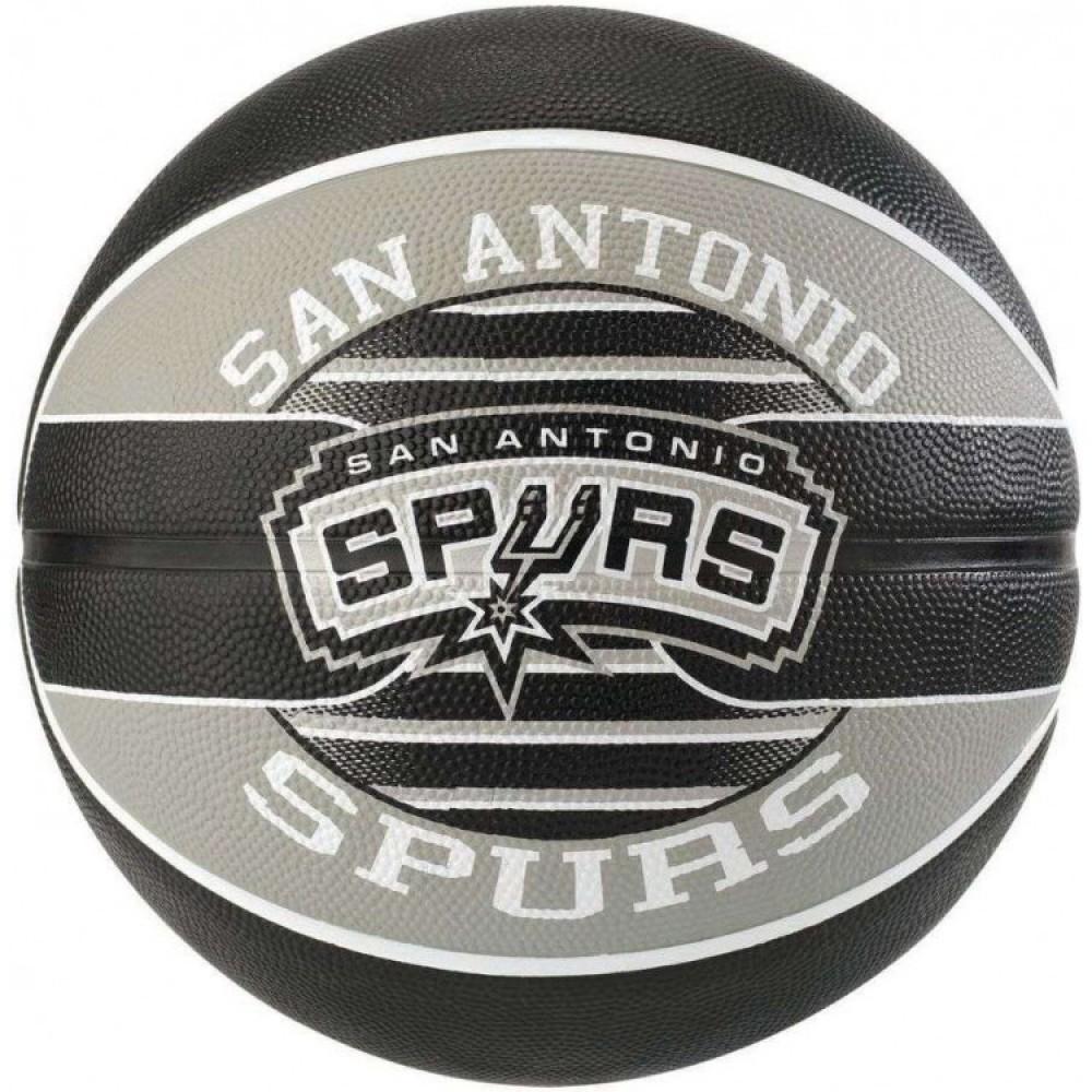 Баскетбольний м'яч Spalding NBA Team SA Spurs Розмір 7