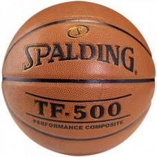 Баскетбольний м'яч Spalding TF-500 Indoor/Outdoor Розмір 7