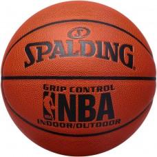 Баскетбольний м'яч Spalding NBA Grip Control Indoor/Outdoor Розмір 7