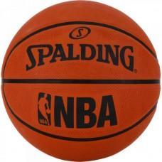 Баскетбольний м'яч Spalding NBA Orange Розмір 7