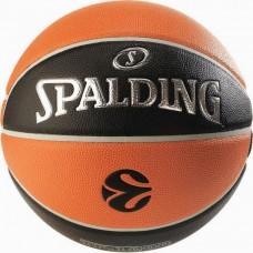 Баскетбольний м'яч Spalding Euroleague TF-1000 Legacy Розмір 7