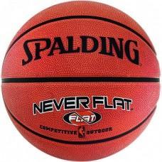 Баскетбольний м'яч Spalding Neverflat Outdoor Розмір 7