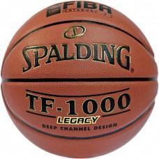 Баскетбольний м'яч Spalding TF-1000 Legacy FIBA Розмір 7
