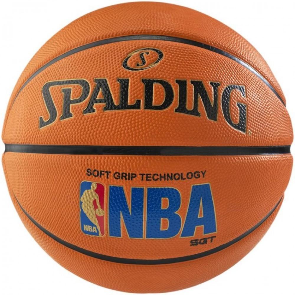 Баскетбольний м'яч Spalding NBA Logoman SGT Розмір 7