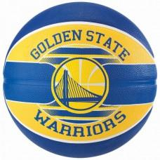 Баскетбольний м'яч Spalding NBA Team GS Warriors Розмір 7