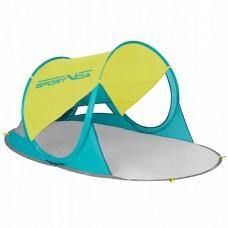 Пляжний тент SportVida 190 x 120 x 86 см