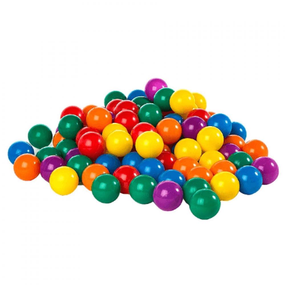 М'які кульки для сухого басейну Kidigo 8 см