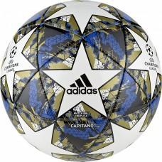 Футбольний м'яч Adidas UCL Finale 19 Capitano Ball DY2555 Розмір 5