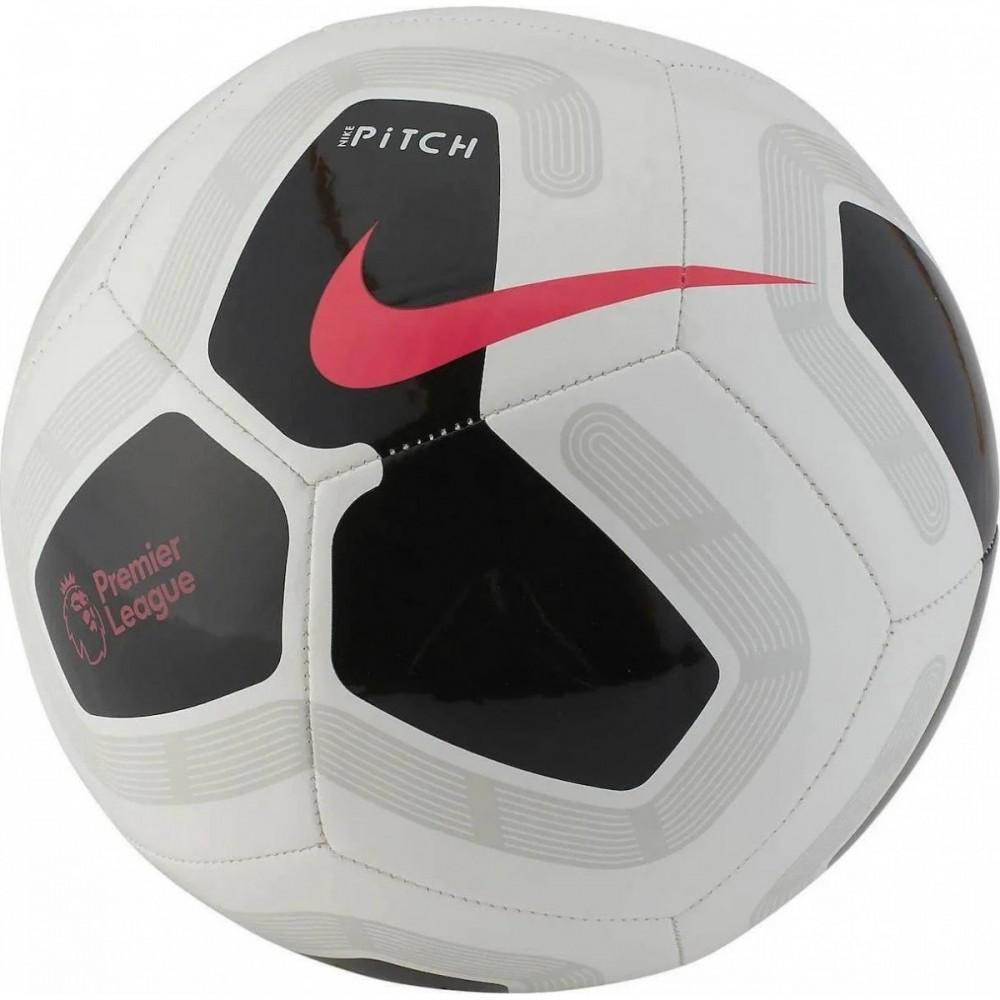 Футбольний м'яч Nike Premier League Pitch SC3569-100 Розмір 5