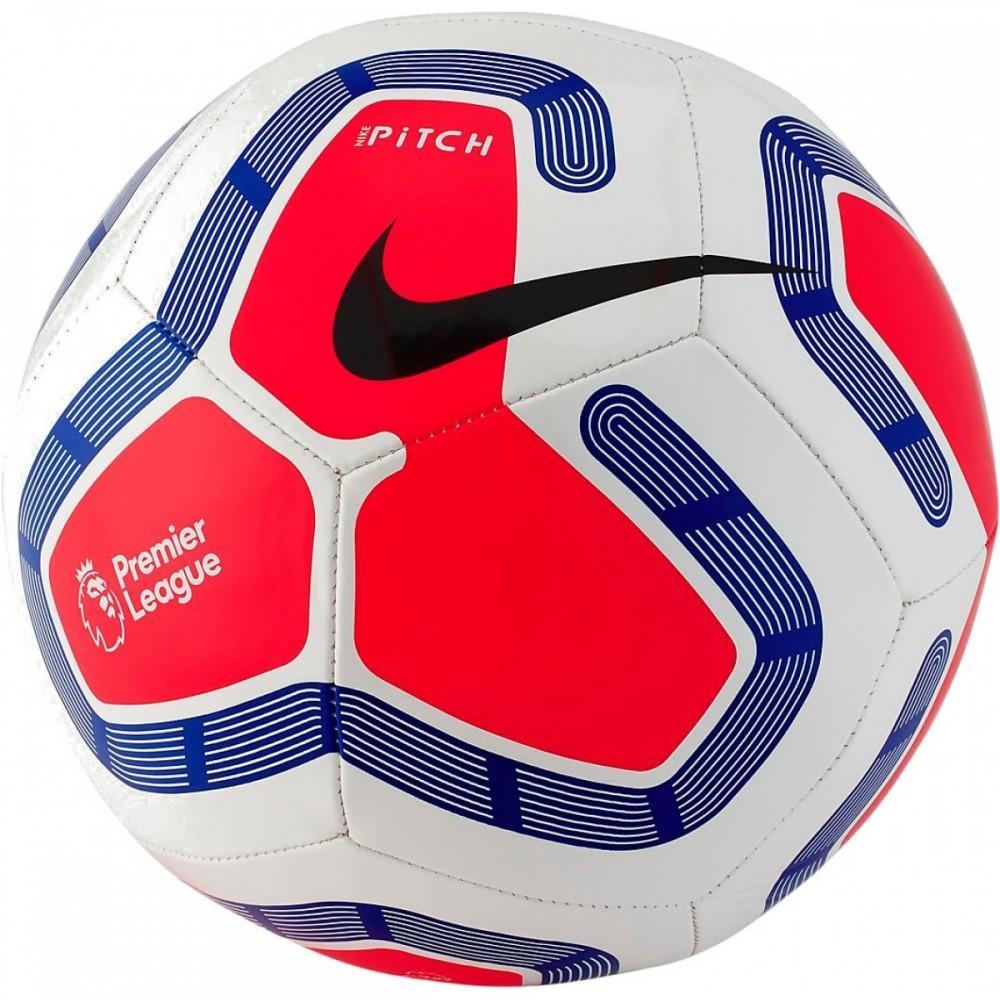 Футбольний м'яч Nike Premier League Pitch SC3569-101 Розмір 5