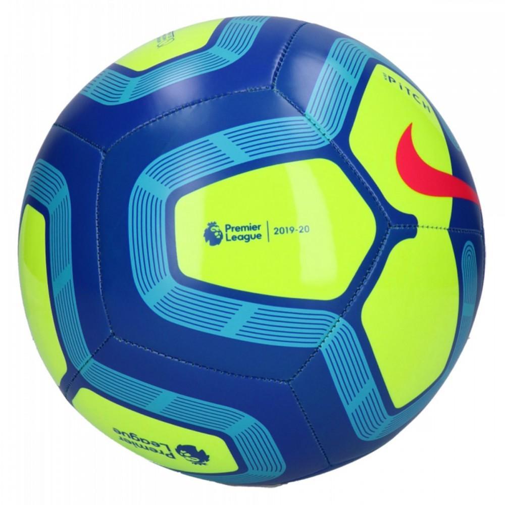 Футбольний м'яч Nike Premier League Pitch SC3569-410 Розмір 5