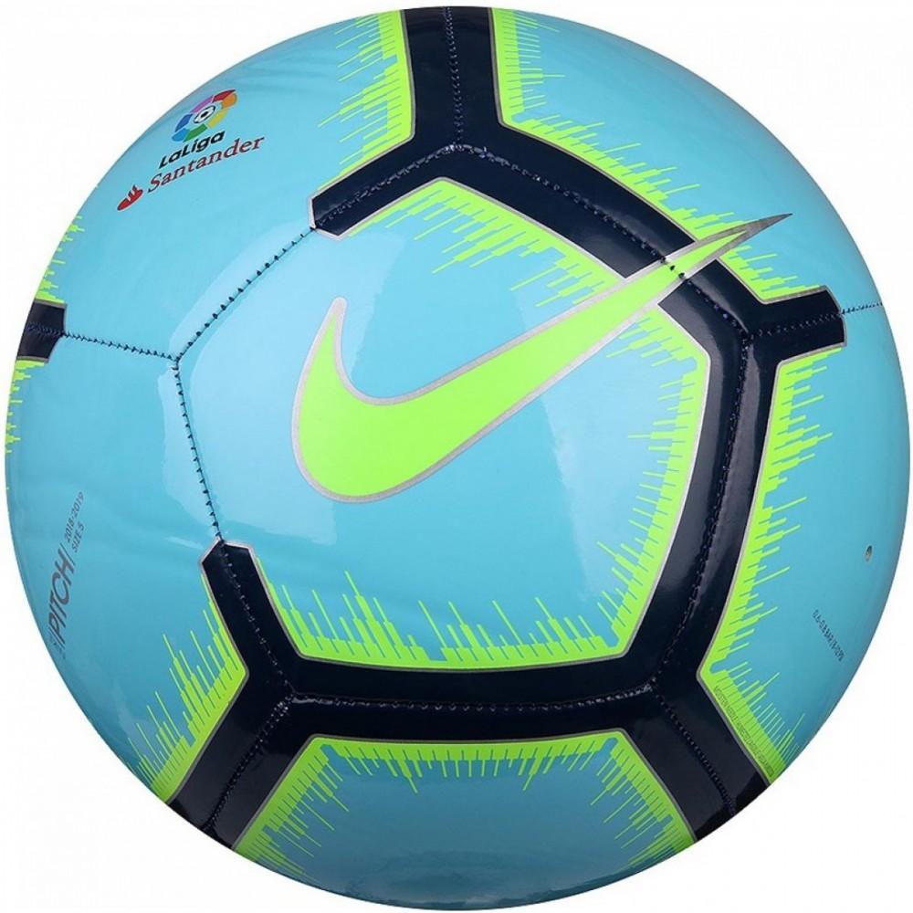 Футбольний м'яч Nike La Liga Pitch SC3318-483 Розмір 5