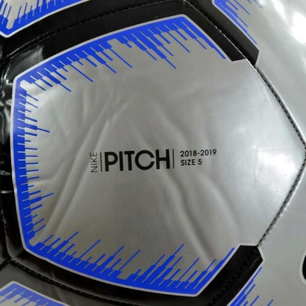 Футбольний м'яч Nike Pitch SC3316-095 Розмір 5