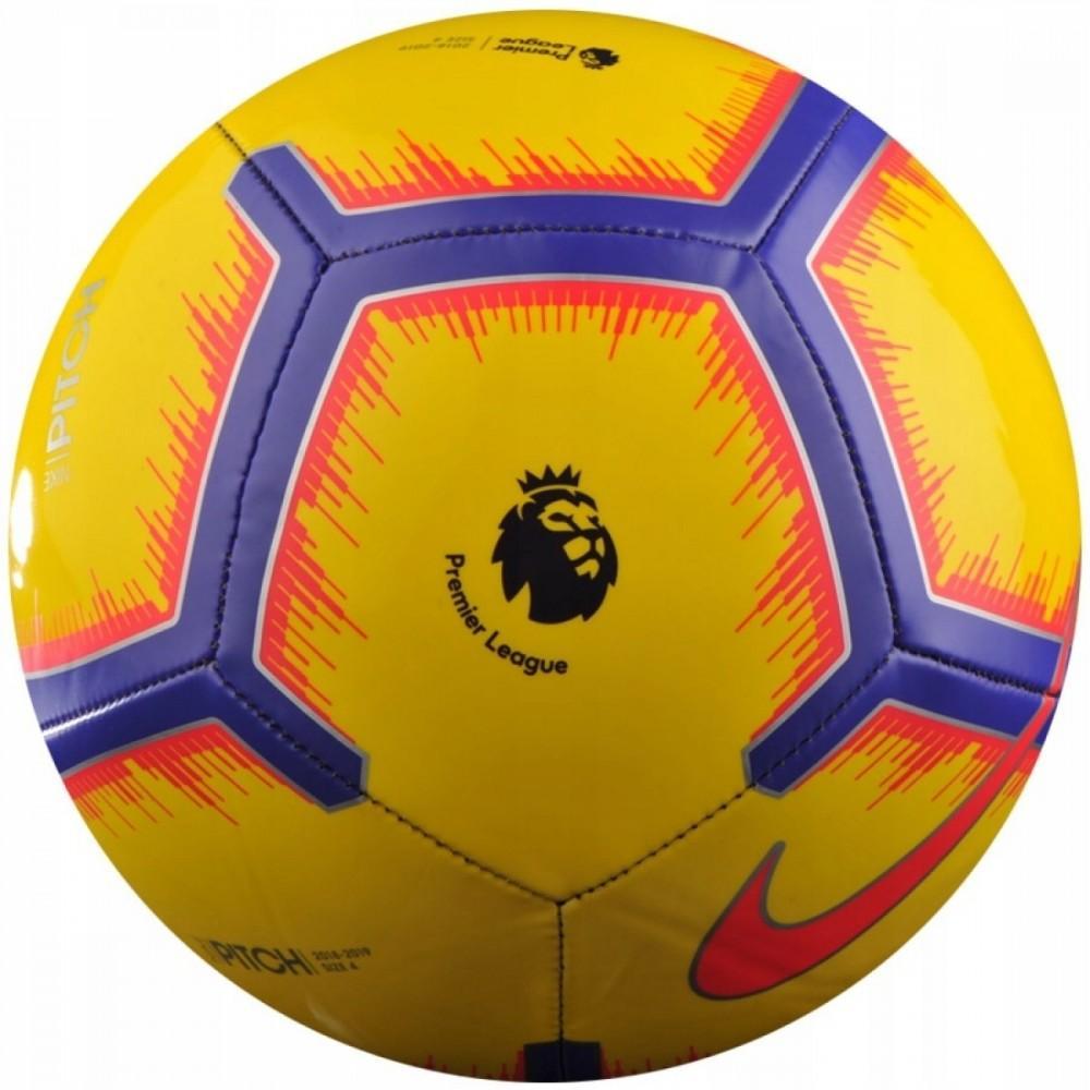 Футбольний м'яч Nike Premier League Pitch SC3597-710 Розмір 5