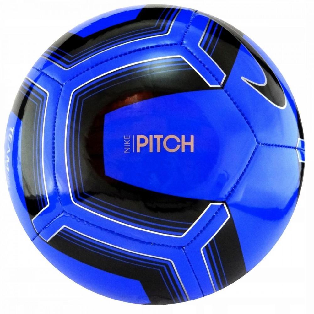 Футбольний м'яч Nike Pitch Training SC3893-410 Розмір 5