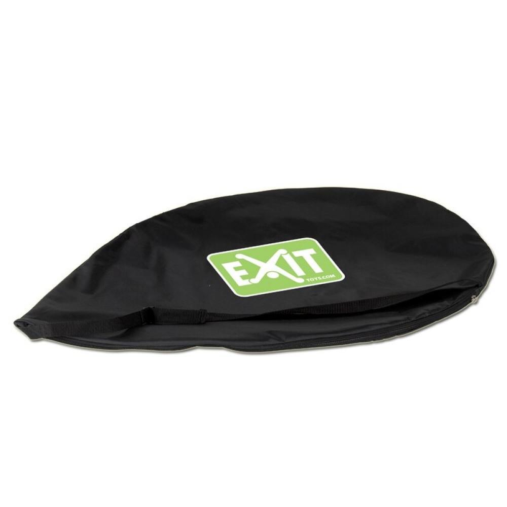 Набір з 2-х футбольних воріт Exit Flexx Black