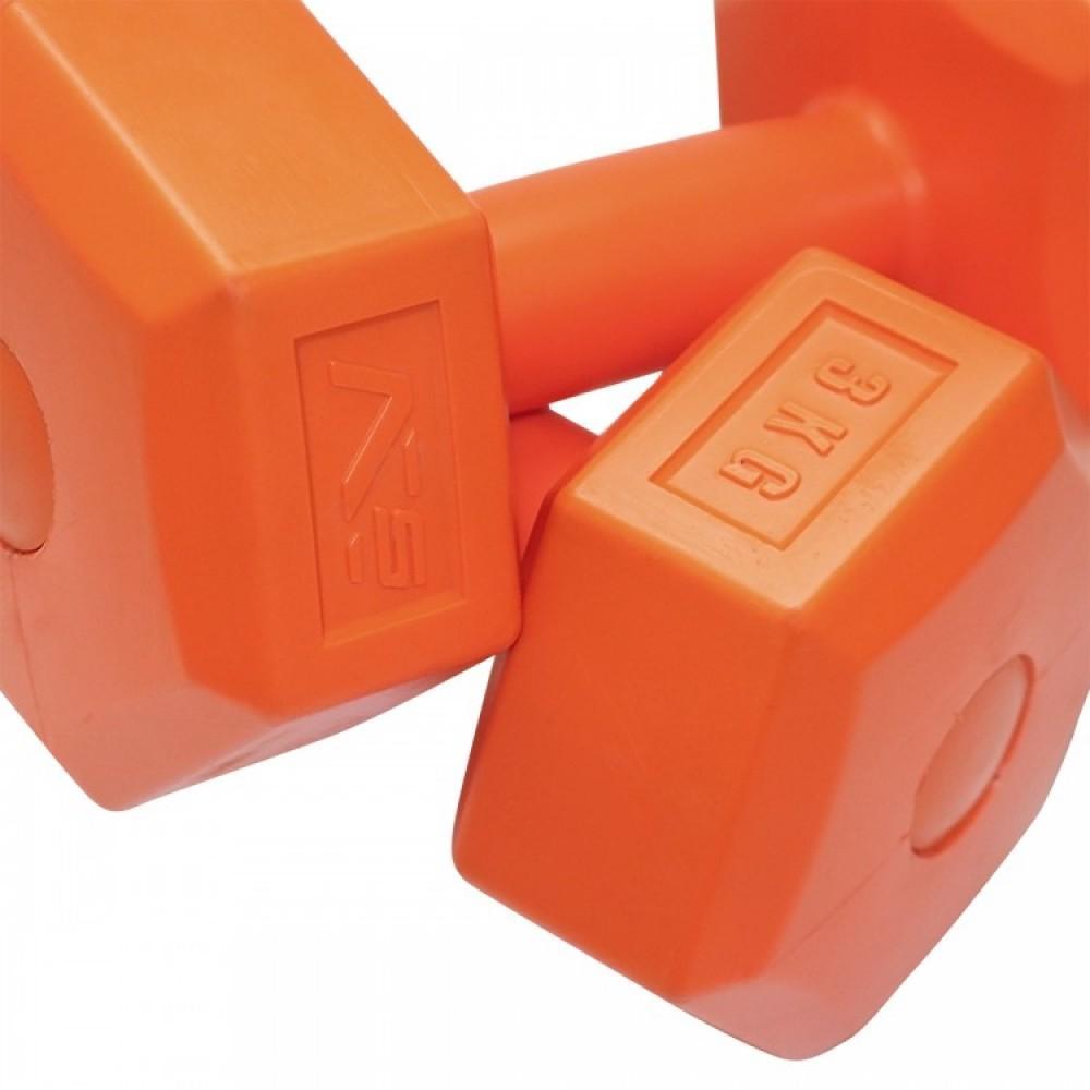 Композитні гантелі SportVida 2 x 3 кг