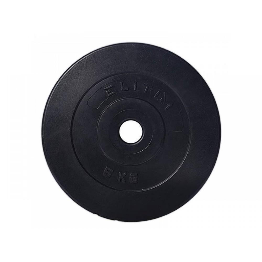 Композитна гантель Elitumt 26 кг