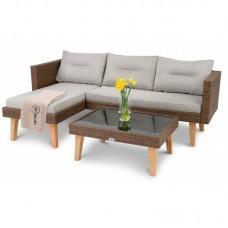 Садові меблі DiVolio Imola Brown