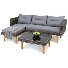 Садові меблі DiVolio Imola Dark Grey