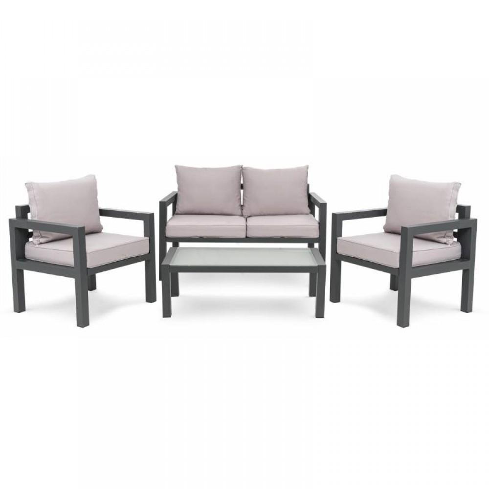 Садові меблі DiVolio Brescia 2 Grey