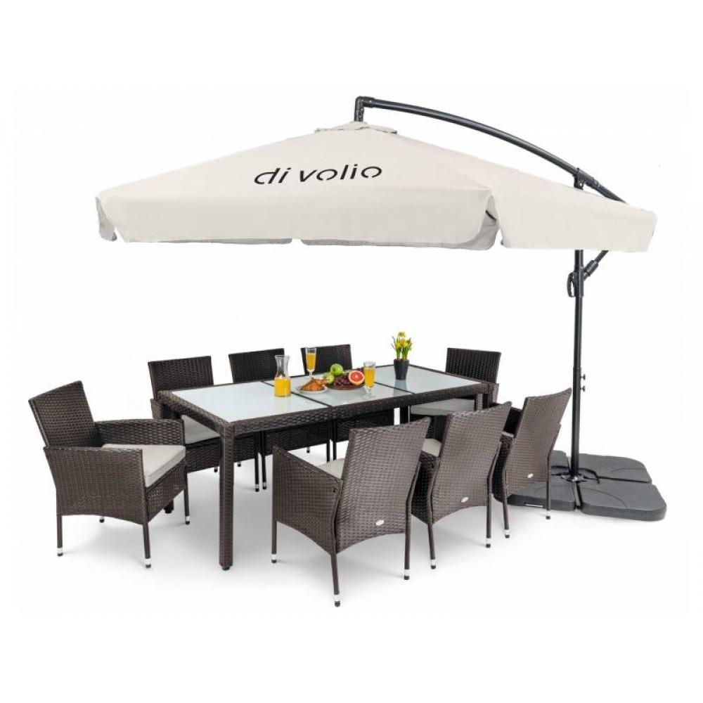 Садова парасоля без основи DiVolio Empoli