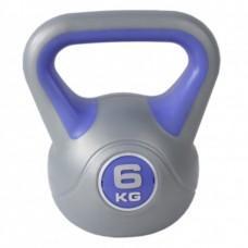 Гиря SportVida 6 кг