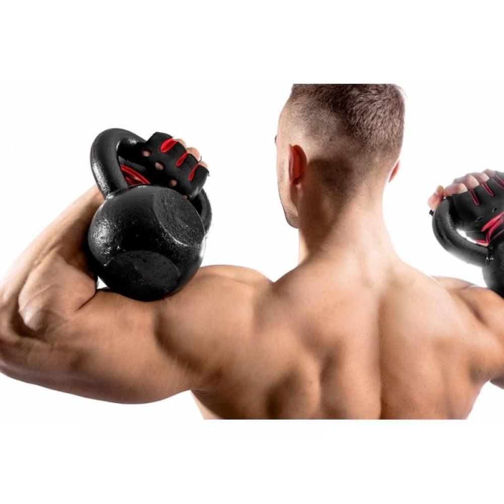 Металева гиря Hop-Sport 20 кг