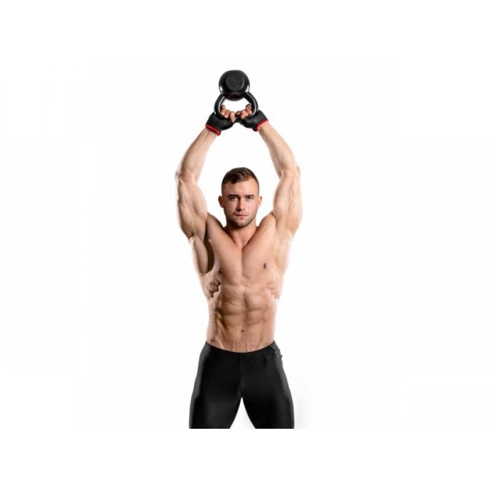 Металева гиря Hop-Sport 24 кг
