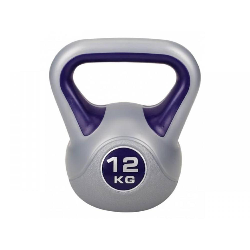 Вінілова гиря Hop-Sport 12 кг