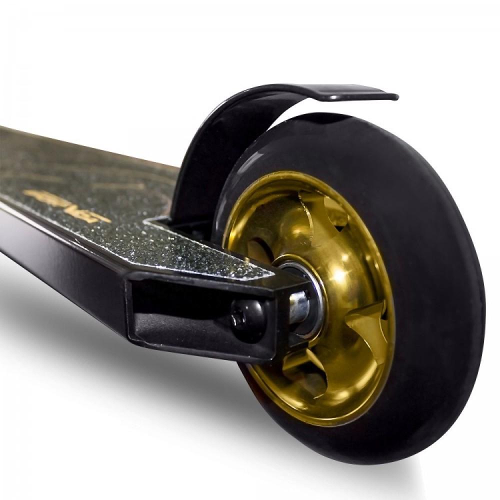 Самокат SportVida Stunt RS9 Black/Gold