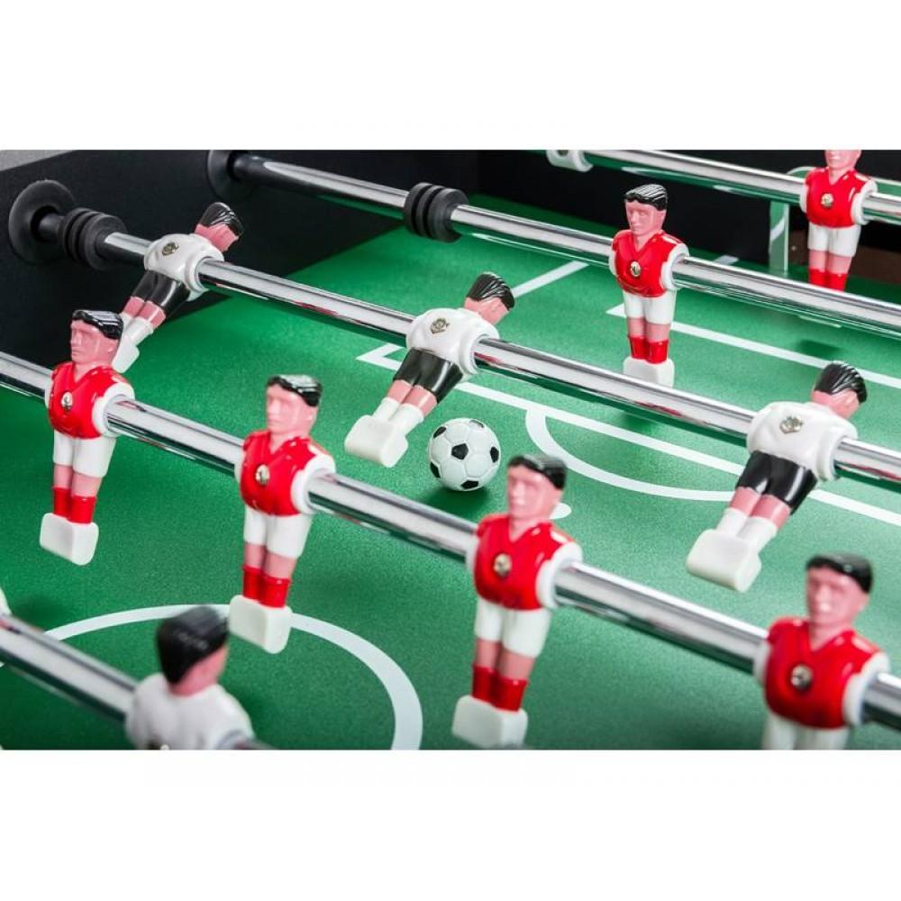 Настільний футбол Hop-Sport Evolution Black / Red