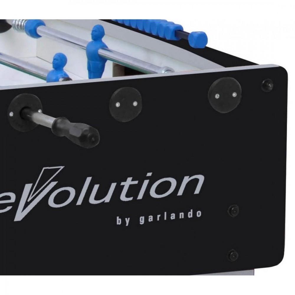Настільний футбол Garlando F-200 Evolution з телескопічними прутами