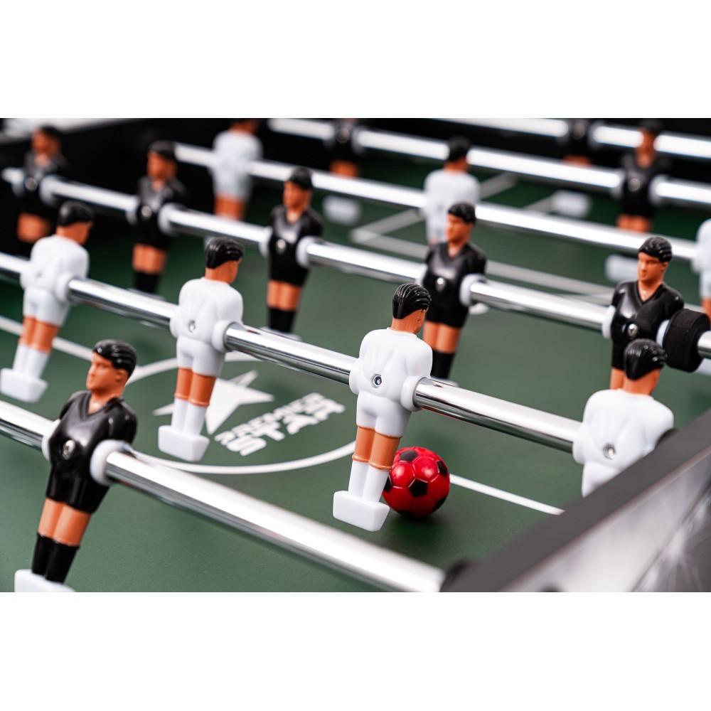 Настільний футбол Hop-Sport Sector Black/White