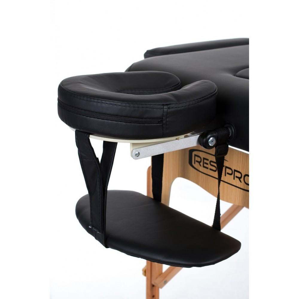 Масажний стіл Restpro Vip 3 чорний