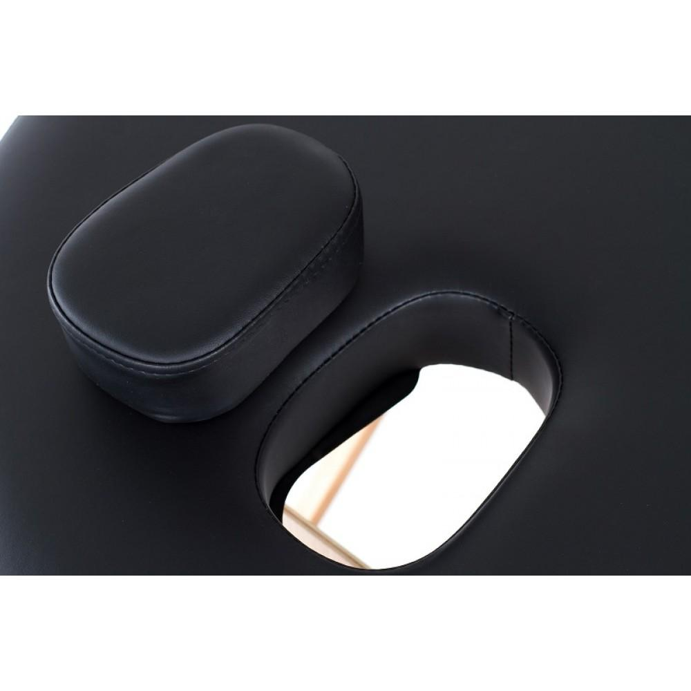 Масажний стіл Restpro Vip Oval 2 чорний