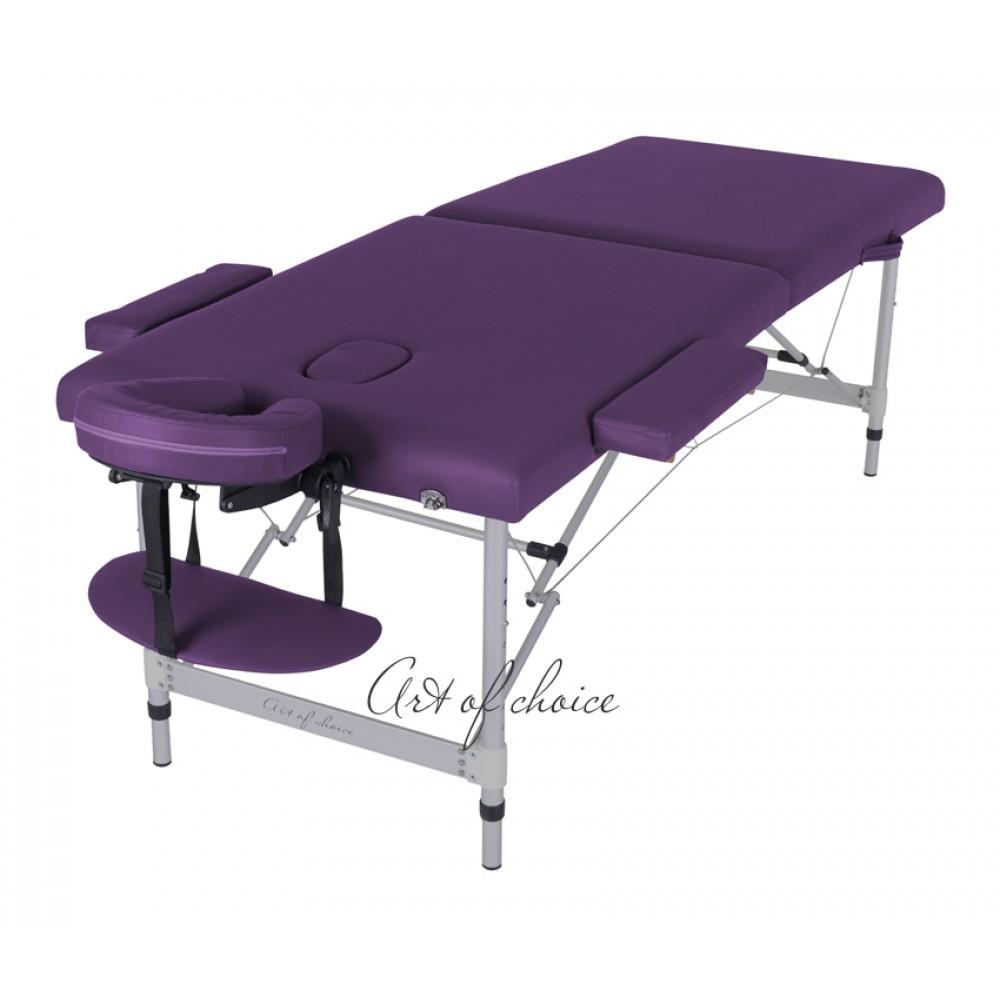 Масажний стіл Art of Choice Dio фіолетовий