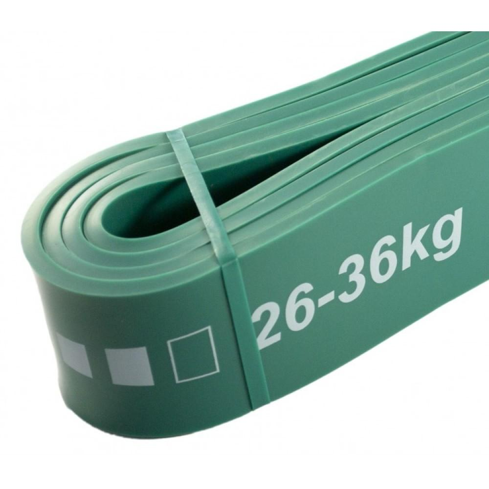 Еластична стрічка для фітнесу SportVida 208 х 4.4 х 0.45 см, 26-36 кг