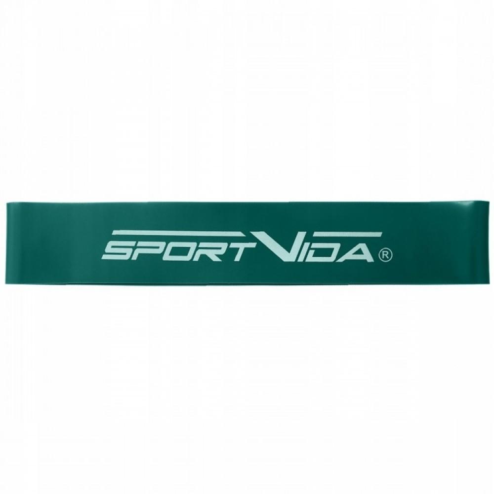 Еластична стрічка для фітнесу SportVida Mini Power Band 60 х 5 х 0.12 см, 15-20 кг