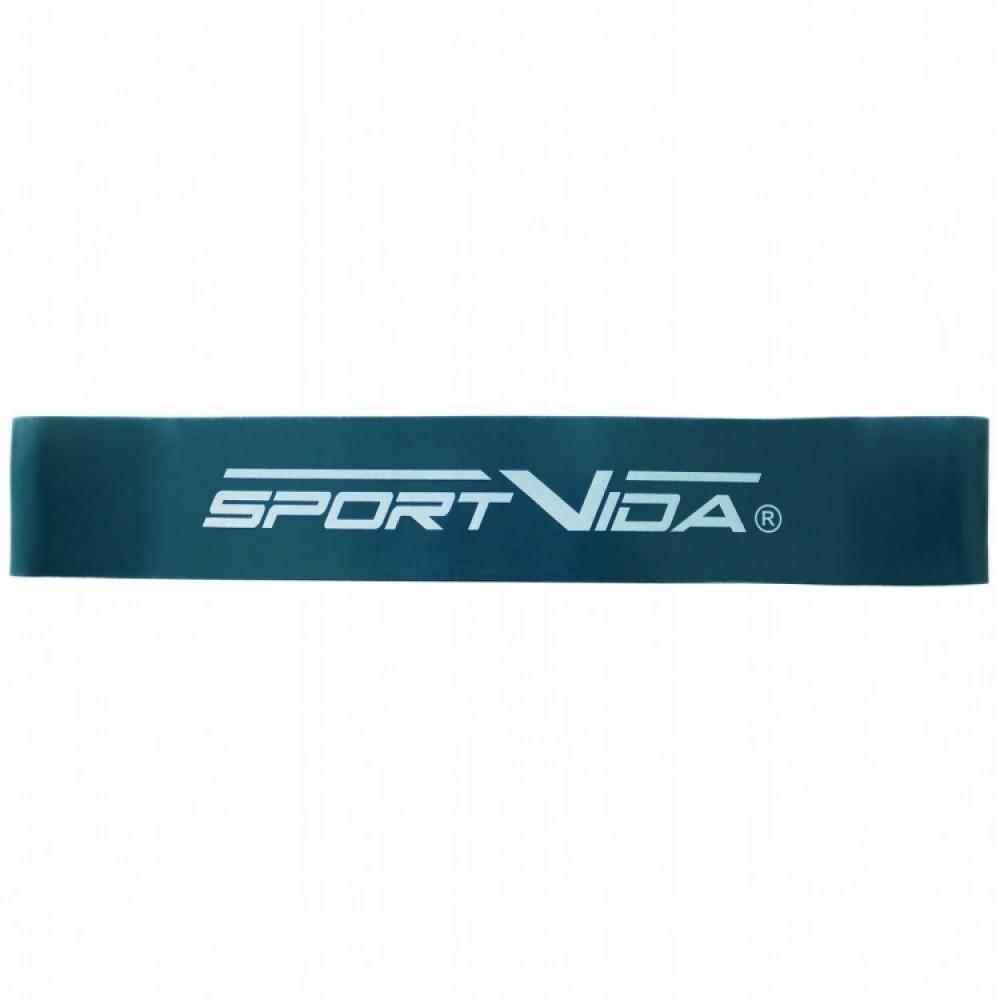 Еластична стрічка для фітнесу SportVida Mini Power Band 60 х 5 х 0.14 см, 20-25 кг