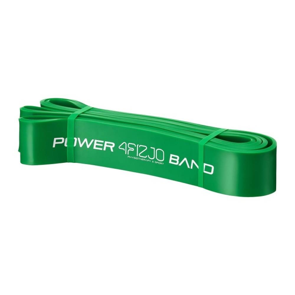 Набір з 6 еластичних стрічок для фітнесу 4FIZJO Power Band, 2-46 кг